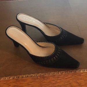 Unisa black shoes